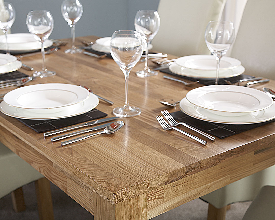 Charter Solid Oak