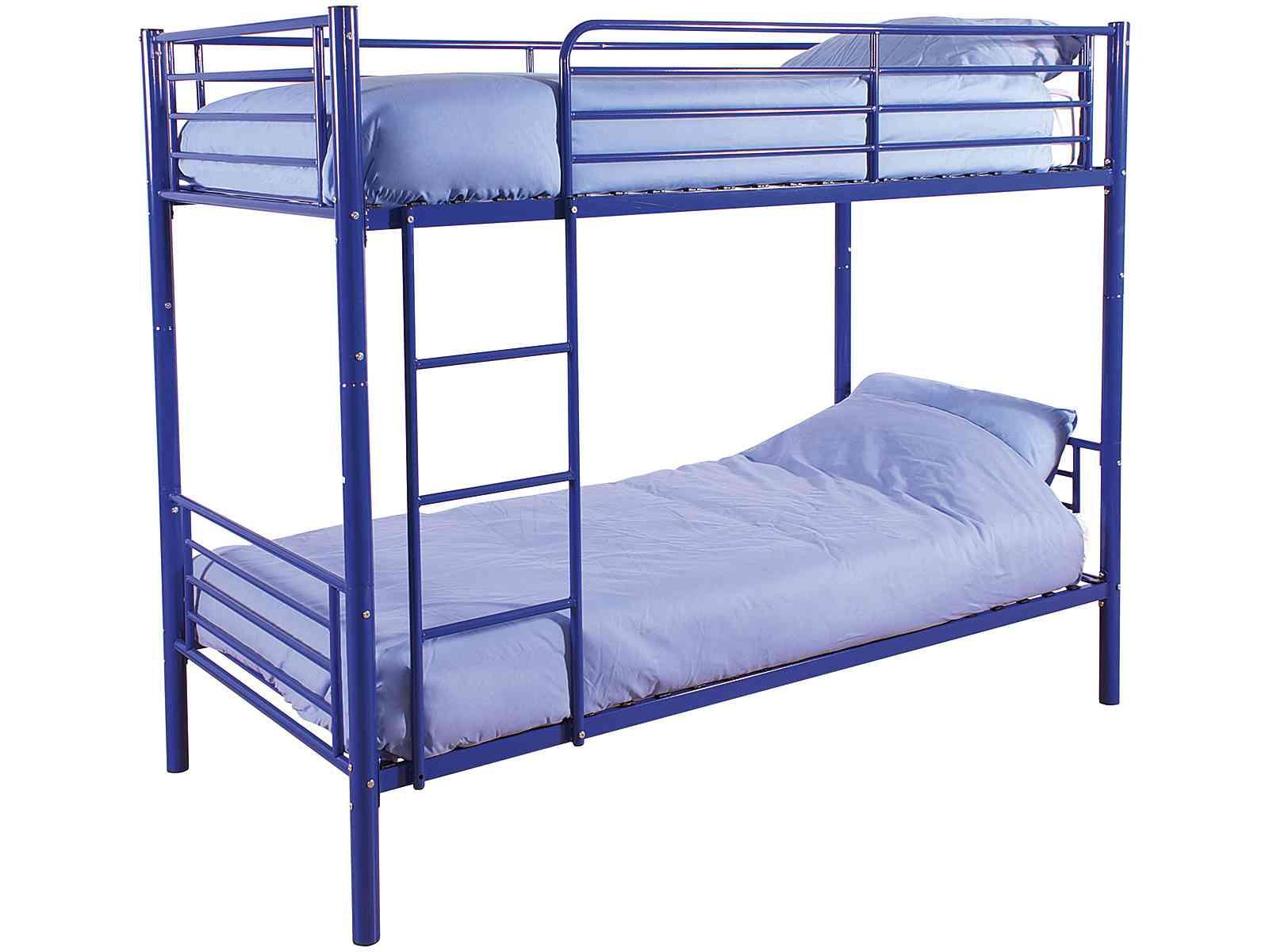 Gfw The Furniture Warehouse Florida Metal Bunk Bed