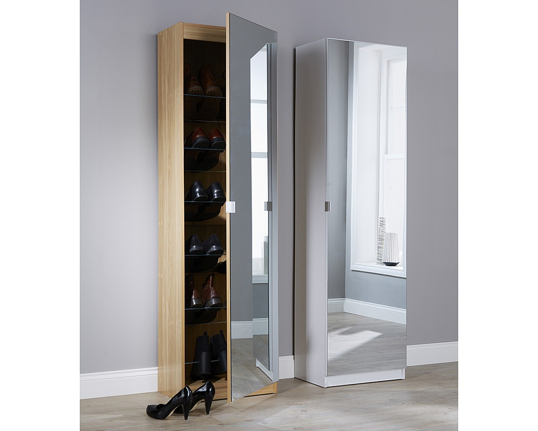 Mirrored Shoe Cabinet-image-05