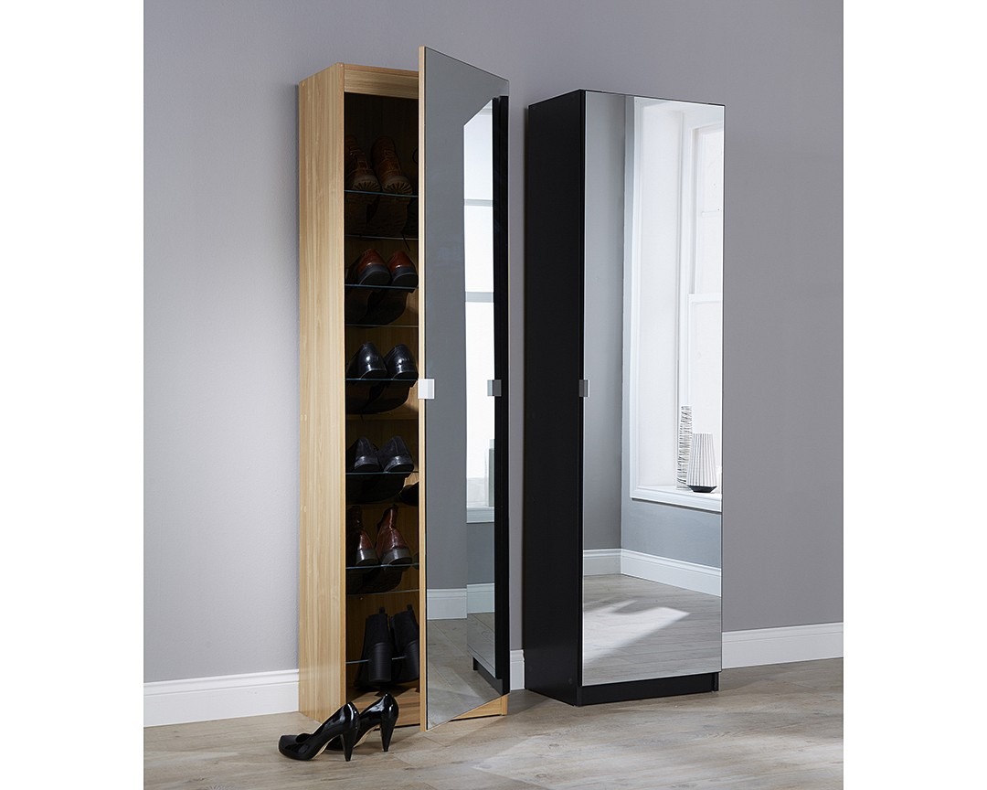 Mirrored Shoe Cabinet-image-04