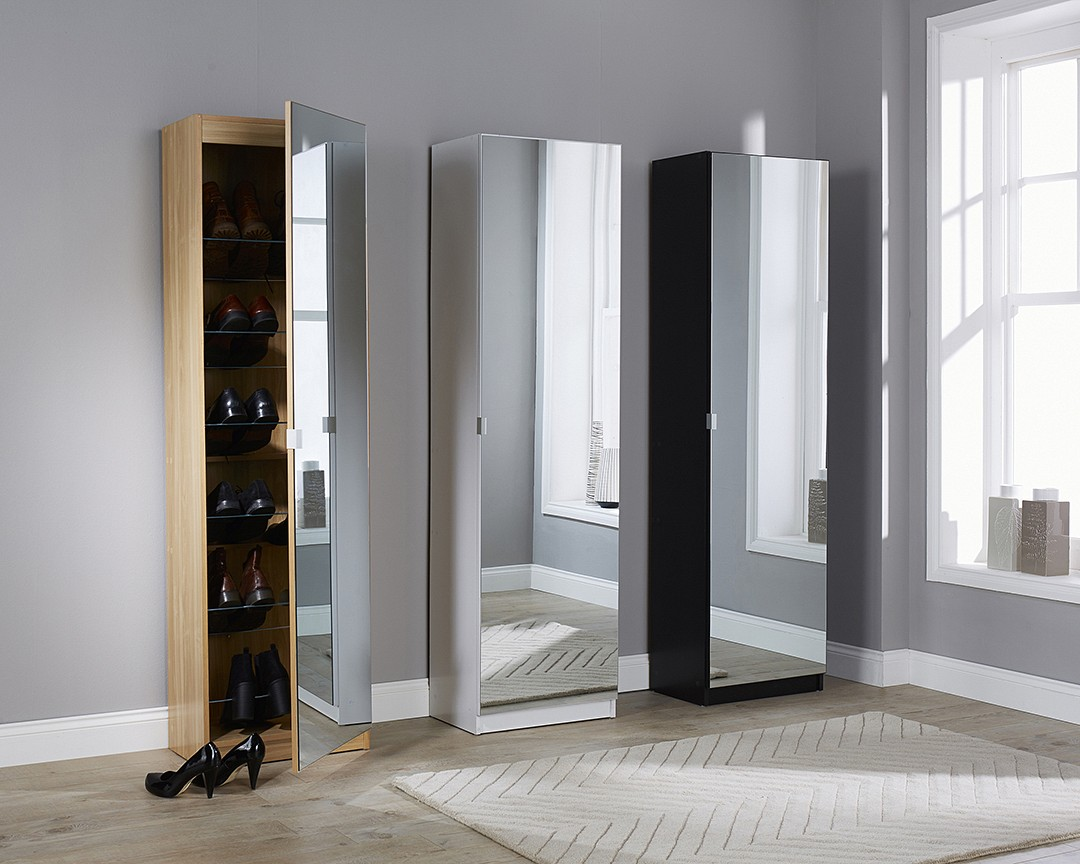 Mirrored Shoe Cabinet-image-02
